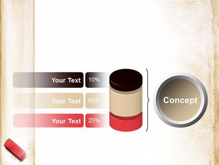 Eraser PowerPoint Template Slide 11