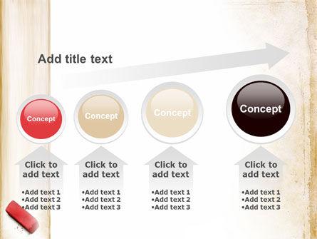 Eraser PowerPoint Template Slide 13