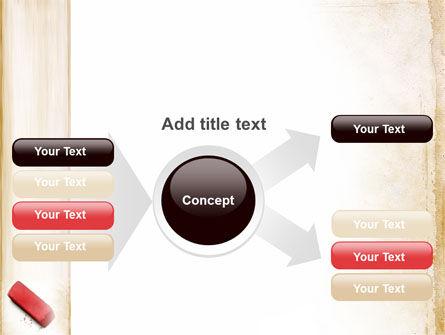 Eraser PowerPoint Template Slide 14