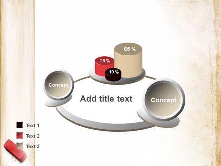 Eraser PowerPoint Template Slide 16