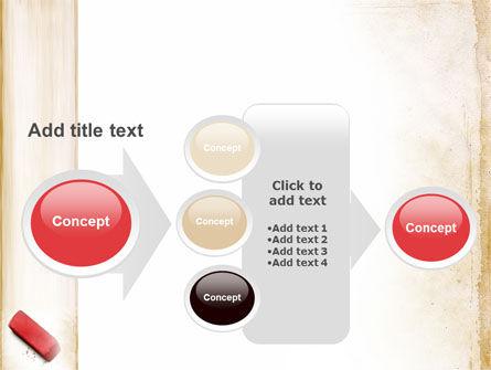 Eraser PowerPoint Template Slide 17