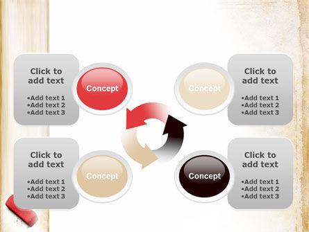 Eraser PowerPoint Template Slide 9