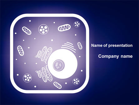 Cell Gametogenesis Powerpoint Template Backgrounds 09549