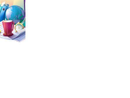 Office's Stationery PowerPoint Template, Slide 3, 09550, Business — PoweredTemplate.com