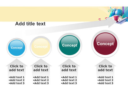 Office's Stationery PowerPoint Template Slide 13