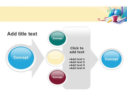 Office's Stationery PowerPoint Template Slide 17