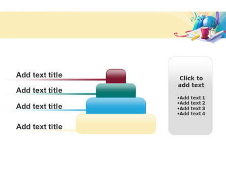 Office's Stationery PowerPoint Template Slide 8