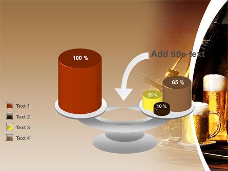 Beer Barrel PowerPoint Template Slide 10
