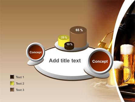 Beer Barrel PowerPoint Template Slide 16