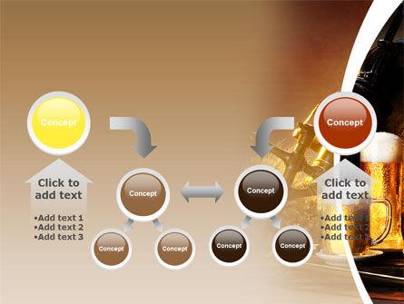 Beer Barrel PowerPoint Template Slide 19