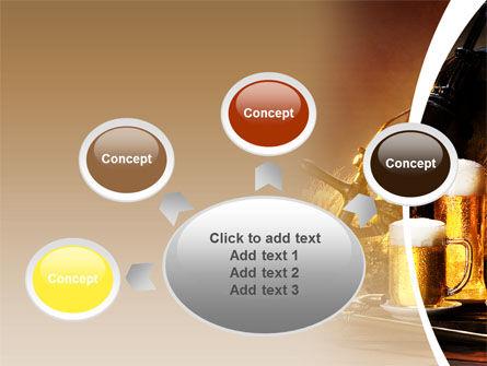 Beer Barrel PowerPoint Template Slide 7