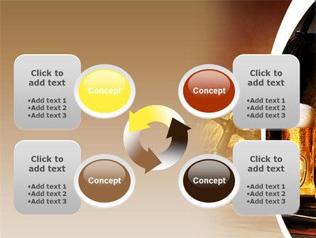 Beer Barrel PowerPoint Template Slide 9