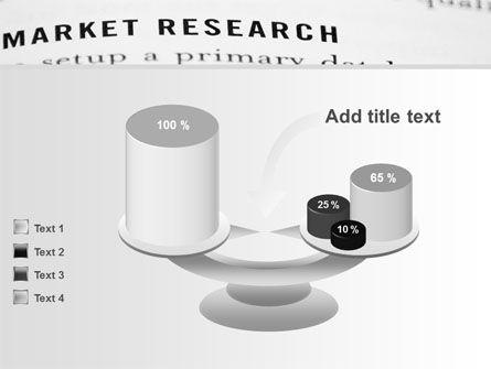 Marketing Study PowerPoint Template Slide 10