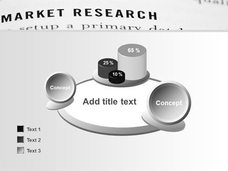 Marketing Study PowerPoint Template Slide 16