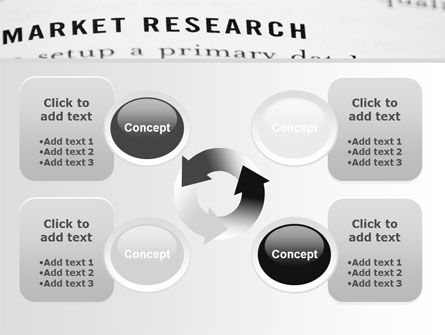 Marketing Study PowerPoint Template Slide 9