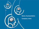 Business Concepts: Brain Storm PowerPoint Template #09559