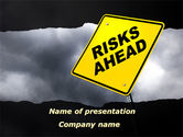 Risky Business PowerPoint Template#1