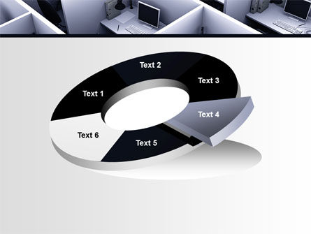 Office Space Cells PowerPoint Template Slide 19