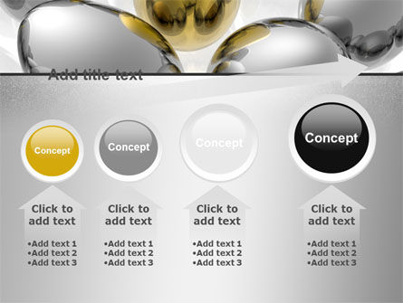 Golden Egg In Idea Nest PowerPoint Template Slide 13
