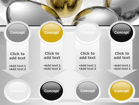 Golden Egg In Idea Nest PowerPoint Template Slide 18