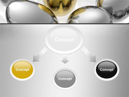 Golden Egg In Idea Nest PowerPoint Template, Slide 4, 09564, Consulting — PoweredTemplate.com