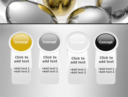 Golden Egg In Idea Nest PowerPoint Template Slide 5