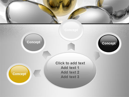 Golden Egg In Idea Nest PowerPoint Template Slide 7