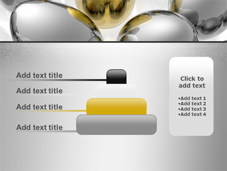 Golden Egg In Idea Nest PowerPoint Template Slide 8