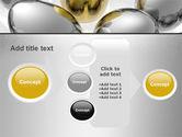 Golden Egg In Idea Nest PowerPoint Template#17