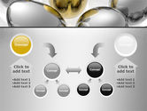 Golden Egg In Idea Nest PowerPoint Template#19