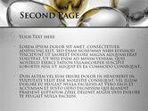 Golden Egg In Idea Nest PowerPoint Template#2
