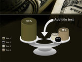 One Hundred Dollars Print PowerPoint Template#10