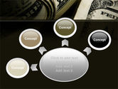 One Hundred Dollars Print PowerPoint Template#7