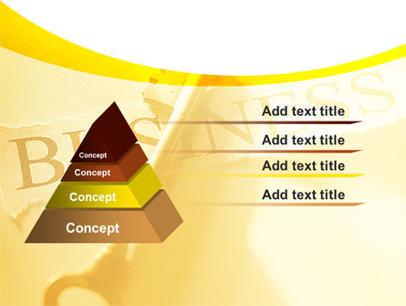Key Of Business PowerPoint Template Slide 12