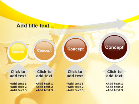 Key Of Business PowerPoint Template Slide 13