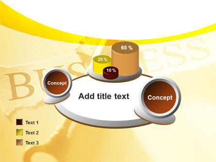 Key Of Business PowerPoint Template Slide 16