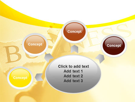 Key Of Business PowerPoint Template Slide 7