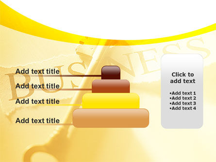 Key Of Business PowerPoint Template Slide 8