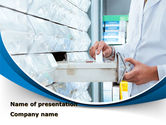 Medical: Repository PowerPoint Template #09577