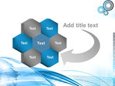 Blue Earth PowerPoint Template#11