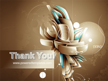 Art of Design PowerPoint Template Slide 20