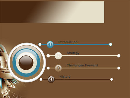 Art of Design PowerPoint Template, Slide 3, 09584, Art & Entertainment — PoweredTemplate.com