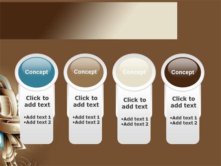 Art of Design PowerPoint Template Slide 5