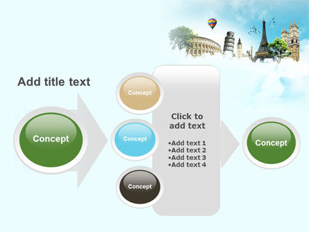 Vacation In Europe PowerPoint Template Slide 17
