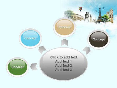 Vacation In Europe PowerPoint Template Slide 7