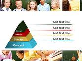 Primary School Kids PowerPoint Template#12