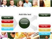 Primary School Kids PowerPoint Template#14
