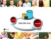 Primary School Kids PowerPoint Template#16