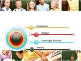 Primary School Kids PowerPoint Template#3