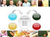 Primary School Kids PowerPoint Template#6